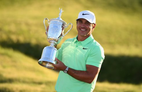 Brooks Koepka. :: afp/