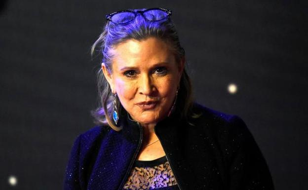 Carrie Fisher /Reuters