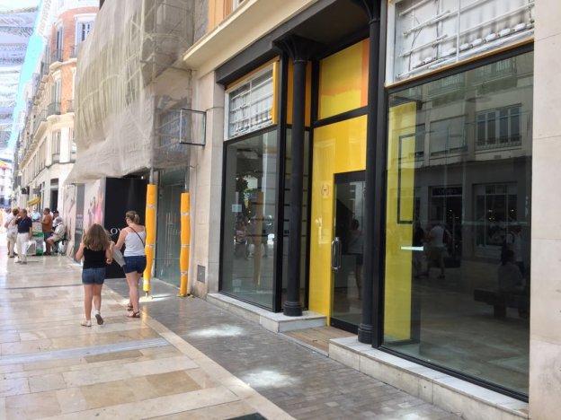 La firma de moda ntima tezenis abrir en calle larios diario sur - Ropa interior tezenis ...