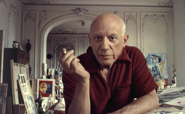 La serie 'Genius' busca al actor que interprete a Picasso para la nueva temporada. /Getty Images