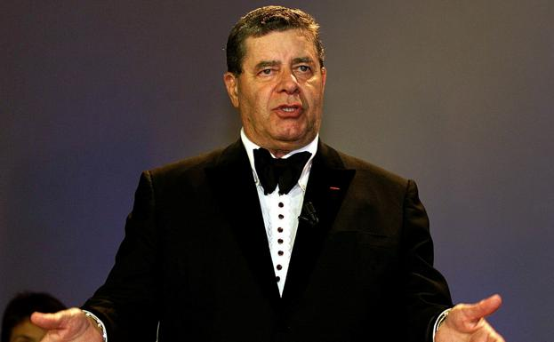 El actor Jerry Lewis, en 1999./EFE
