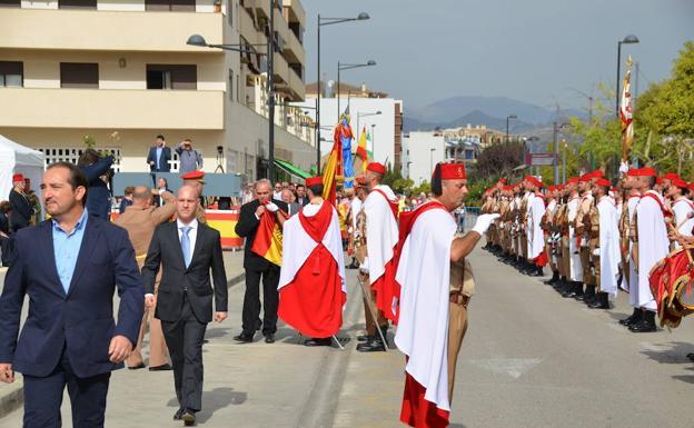 Todos los v deos de la jura de bandera en v lez m laga - Bandera vivar velez malaga ...