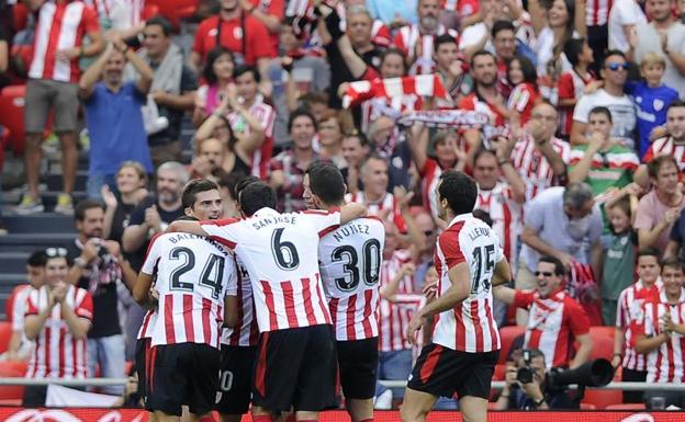 El Athletic cierra su crisis con el triunfo ante el Sevilla de Berizzo 6f335f97bf58a