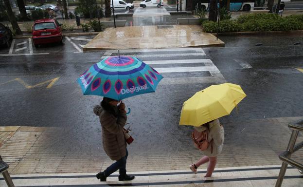 Litros de lluvia recogidos