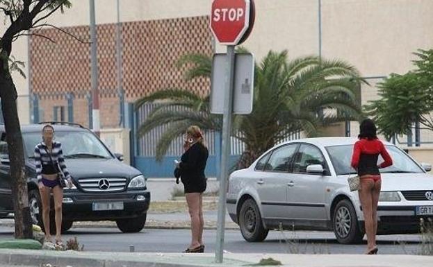 mujeres prostitutas prostitutas poligono guadalhorce