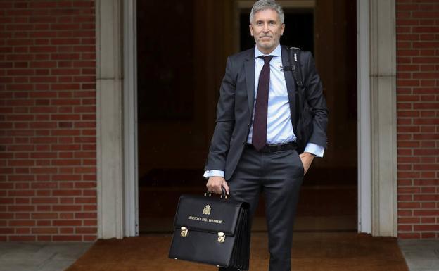 Diario Sur - Marlaska quiere quitar las concertinas de las vallas de Ceuta y Melilla - AGRUPACIÓN REFORMISTA DE POLICÍAS