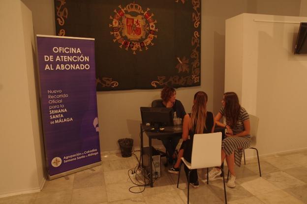 Semana Santa de Málaga | El nuevo recorrido oficial de las ...