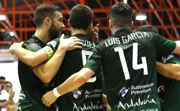 a4546fc94fe El UMA Antequera se medirá al Inter Movistar en cuartos de la Copa ...