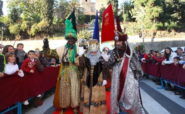 Fotos De Los Reye Magos.Guia De Las Cabalgatas De Reyes Magos En Malaga Capital Y
