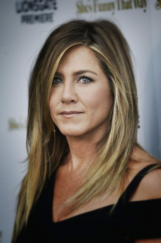 Jennifer Aniston. :: afp/
