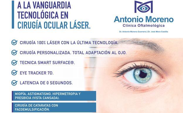 a59aa6a0b7 El mejor láser del mundo para cirugía refractiva llega a España ...