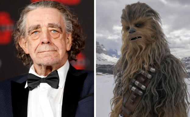 Peter Mayhew. /Archivo