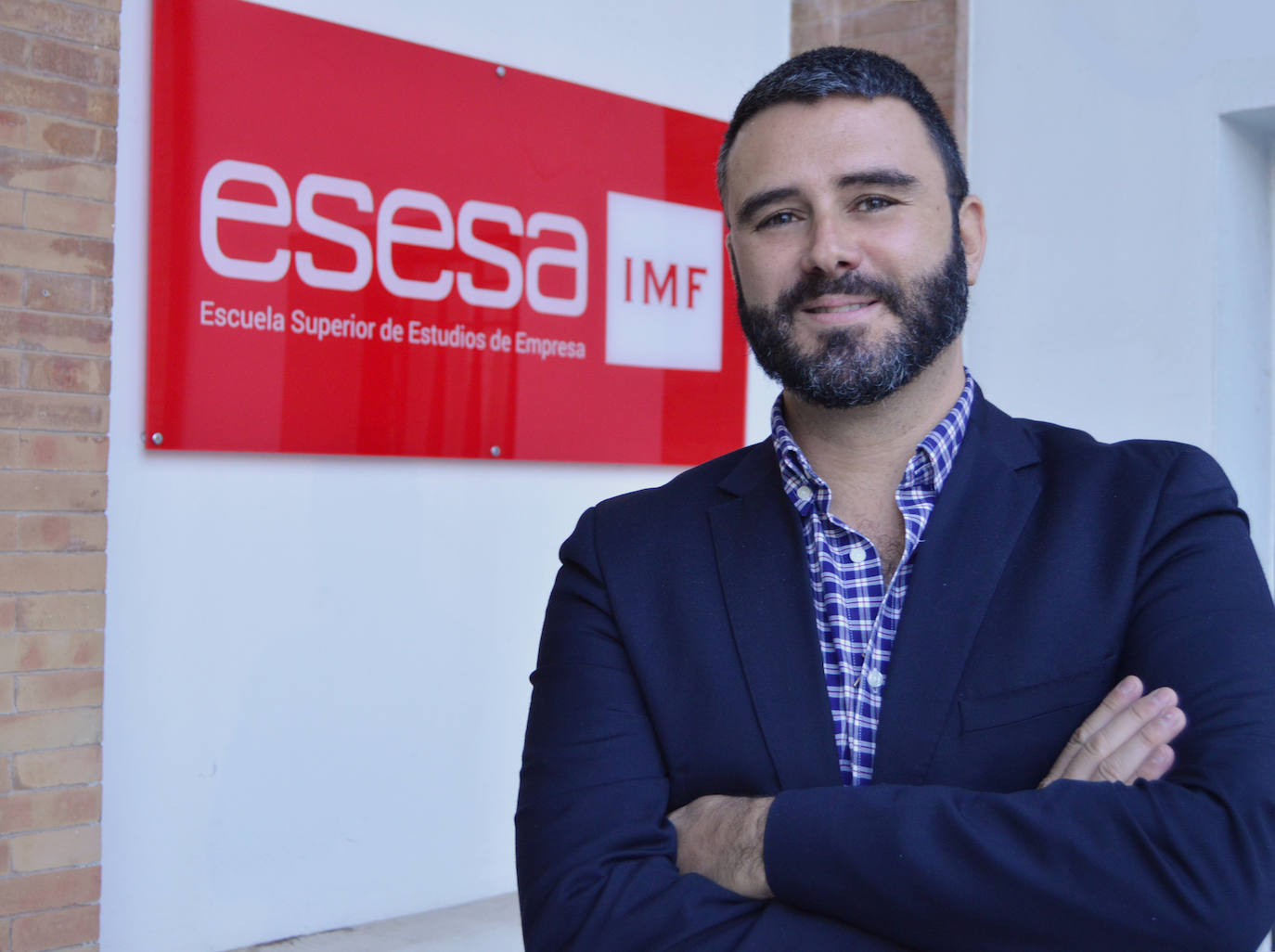 Alfonso Pérez, director académico de Máster en Marketing Digital de ESESA IFM./ESESA IMF