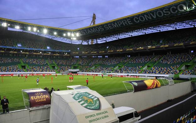 Estadio José Alvalade.