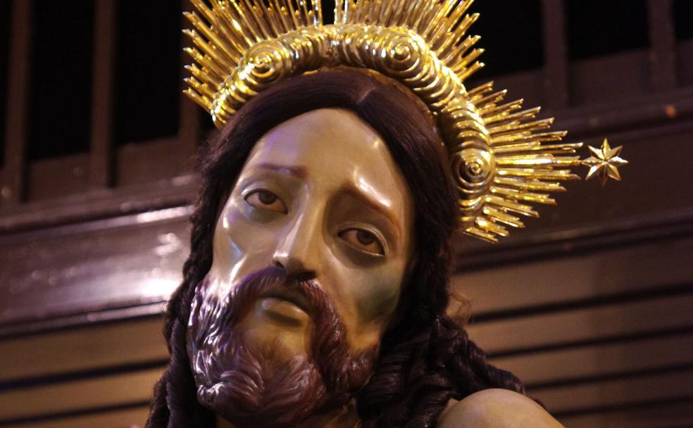 Semana Santa De Málaga Cristo De La Epidemia La Semana Santa De Málaga En Tiempos De La Peste Diario Sur