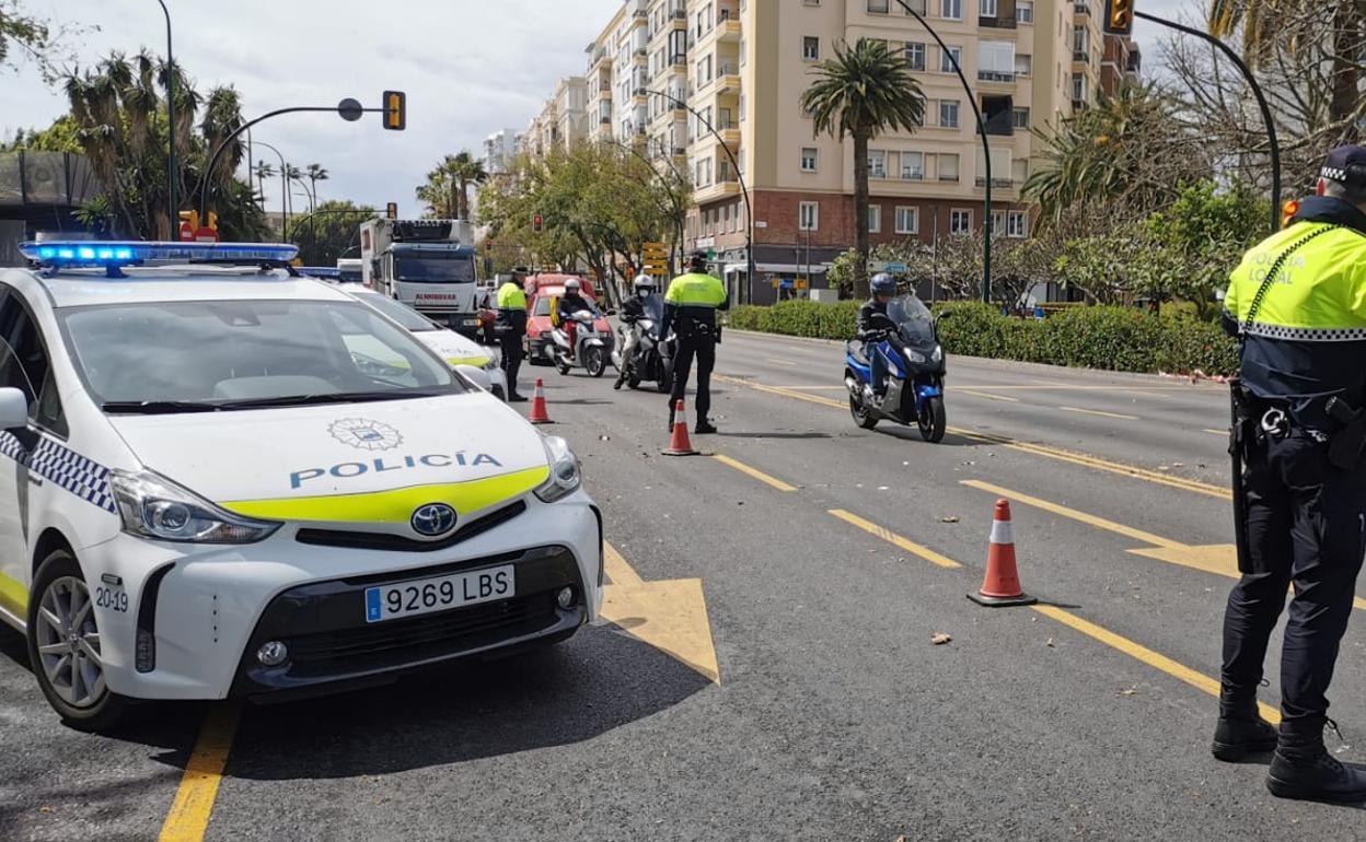 Sucesos | Primer detenido en Málaga por desobedecer la cuarentena ...