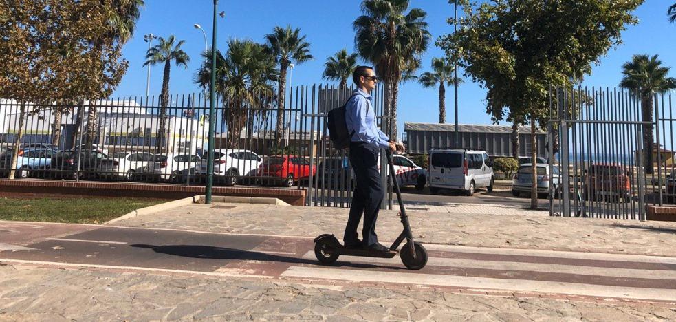 ¿Dónde voy ahora con la bici y el patinete en Málaga? 2