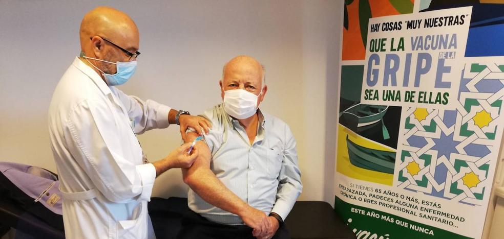 La vacunación contra la gripe en Málaga comienza en las personas de 65 años o de más edad 1