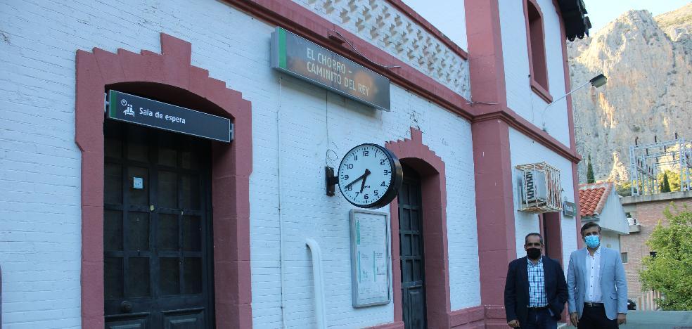 Los trenes regionales de media distancia Málaga-Sevilla tendrán una nueva parada en la provincia 2
