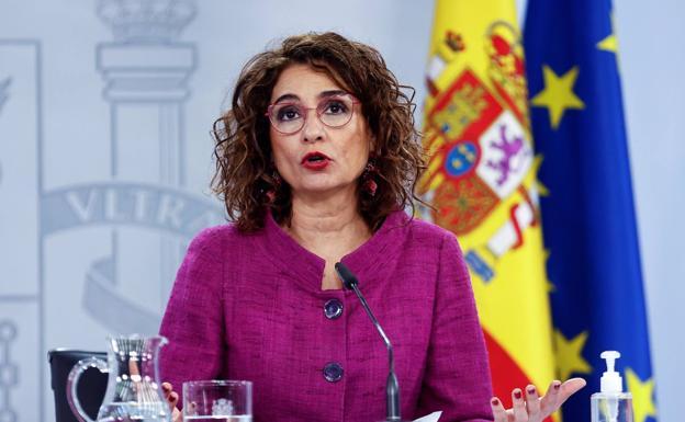 María Jesús Montero sobre la posibilidad de ser candidata por el PSOE en Andalucía: