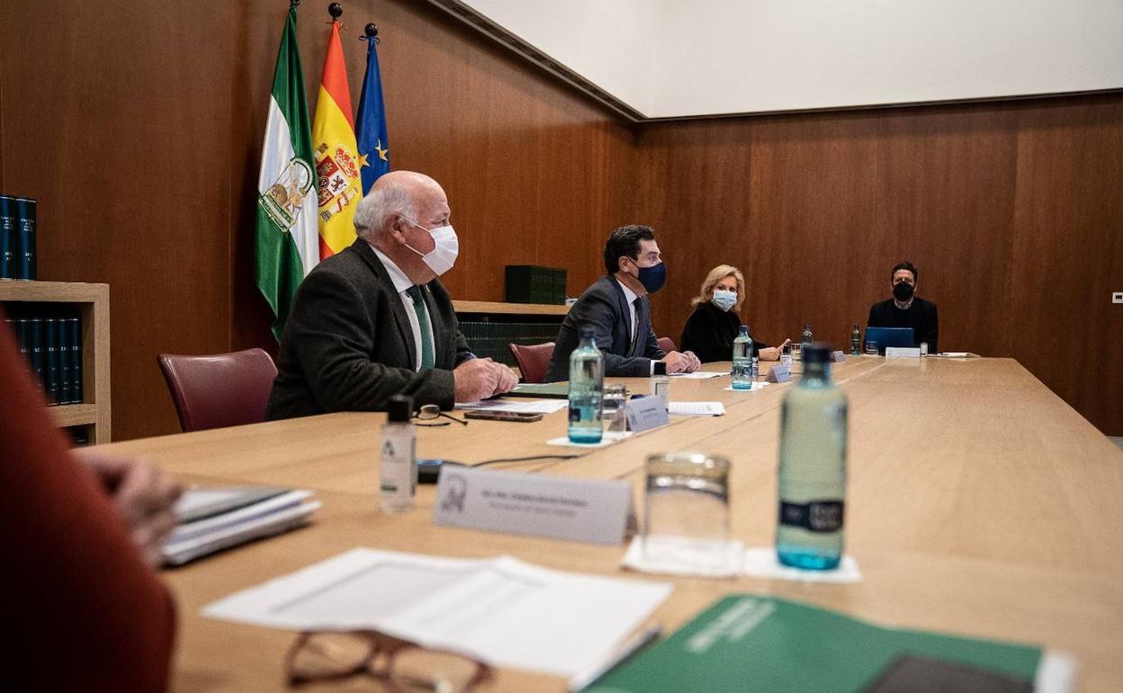 La Junta Directiva sigue impulsando la reunión de sus comités territoriales de alarma por Semana Santa