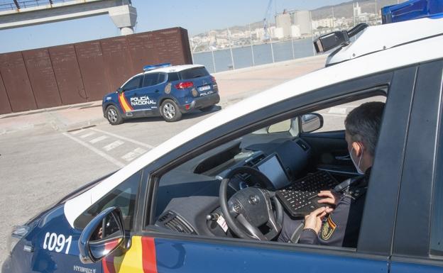 Imagen de archivo de la Policía Nacional de Málaga, que se ha hecho cargo de la investigación en Marbella. /Francis Silva