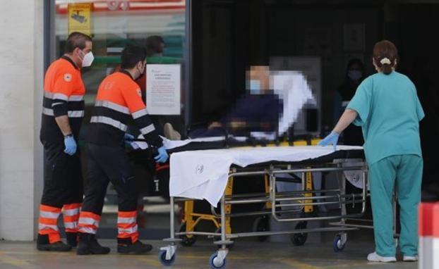 Andalucía aumenta su tasa hasta 434, sumando 13 muertos y 2.949 positivos