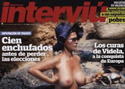 La Duquesa De Alba En Topless En Interviú Días Antes De Su Boda