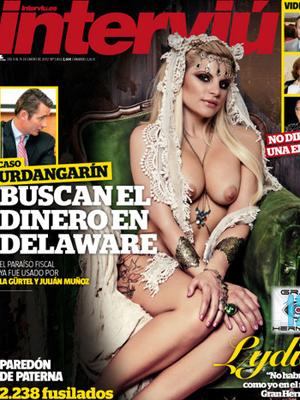 La Exgranhermana Lydia Se Desnuda Para Interviú Diario Sur