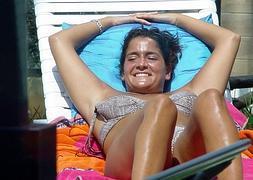 Aída Nízar Pillada Desnuda En Una Playa De Cádiz Diario Sur