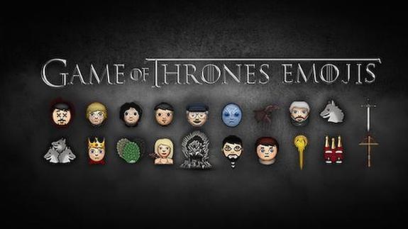 Los Personajes De Juego De Tronos Nuevos Emoticonos De Whatsapp