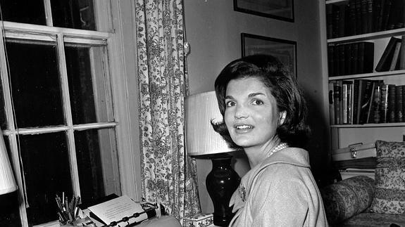 Onassis Organizó El Desnudo Robado De Jackie Kennedy Diario Sur