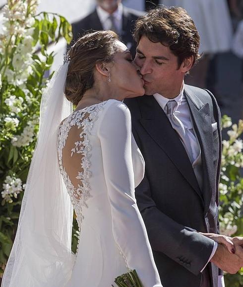 la boda de cayetano rivera y eva gonzález, a toda pamela | diario sur