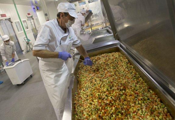 El menú del cole se hace ecológico | Diario Sur